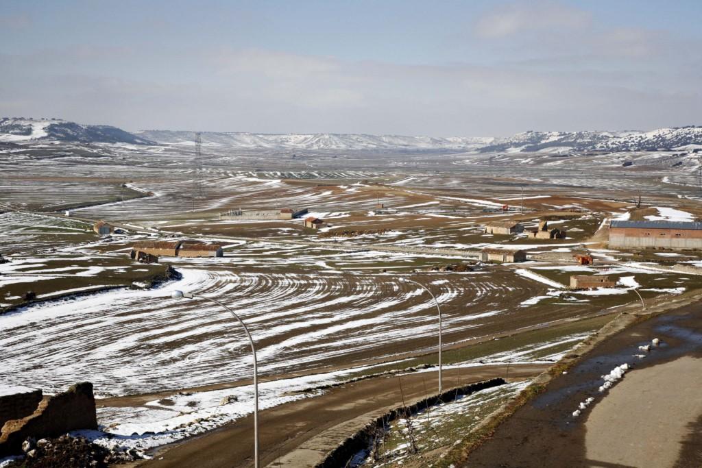 Castrillo de Onielo vista paisaje