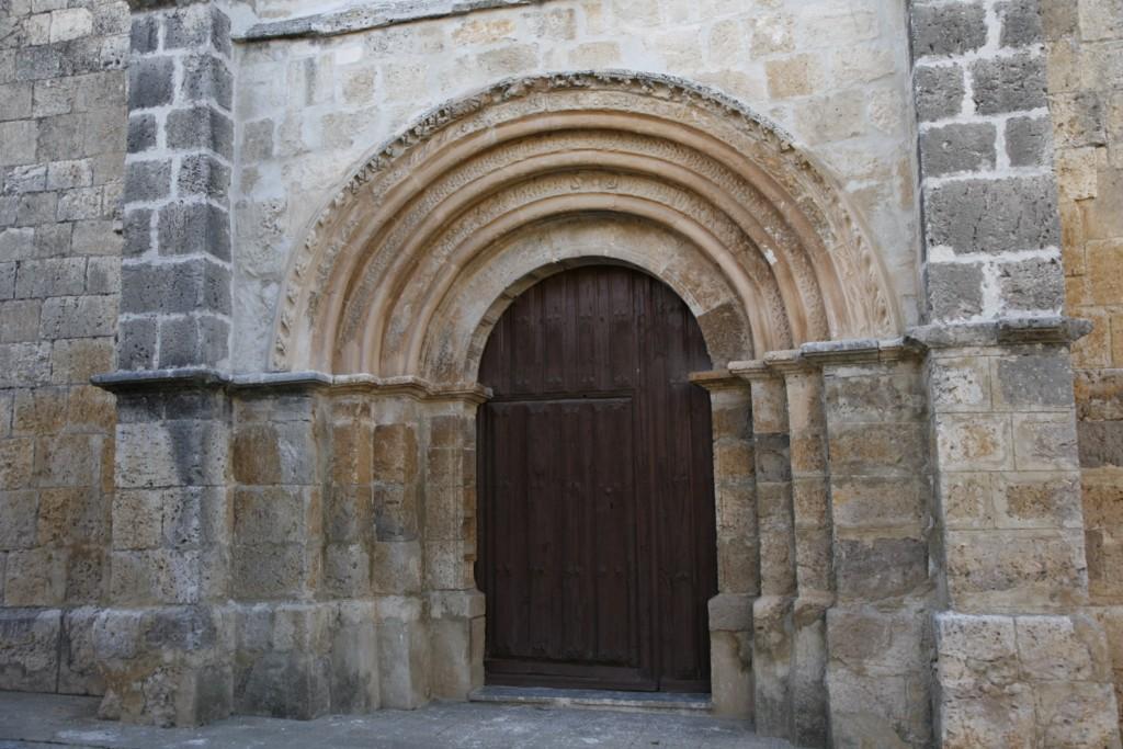 Portada Iglesia